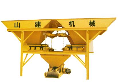 PL800 Concrete batching machine